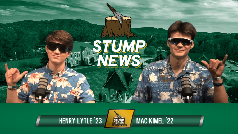Little Stump News airs their first-ever Spring Break Edition of the show.